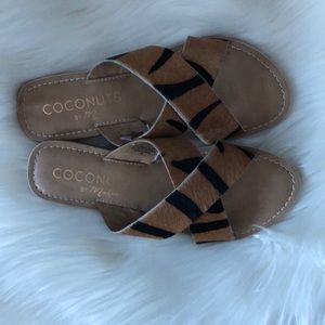 Coconuts by Matisse Shoes - NWOT coconuts by matisse sandals